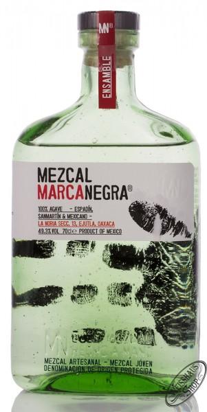 Marca Negra Ensamble Mezcal 49,3% vol. 0,70l