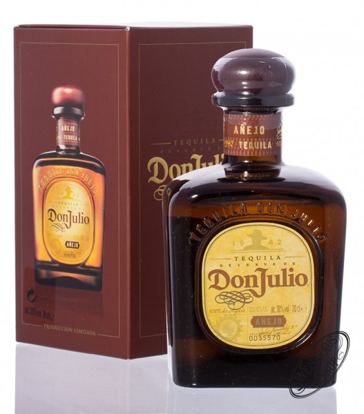 Don Julio Anejo Tequila 38% vol. 0,70l