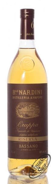 Nardini Grappa Riserva 60 60% vol. 1,0l