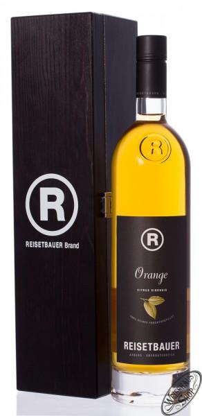 Reisetbauer Orange im Eichenfass 48% vol. 0,70l
