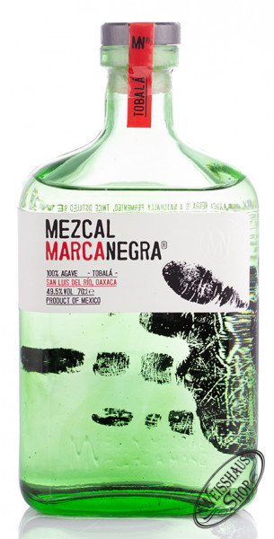 Marca Negra Tobalá Mezcal 49,5% vol. 0,70l