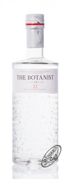 Bruichladdich The Botanist Islay Gin 46% vol. 0,70l