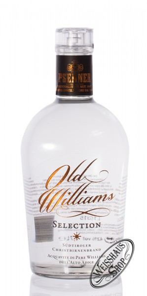 Psenner Old Williams Selection 42% vol. 0,70l