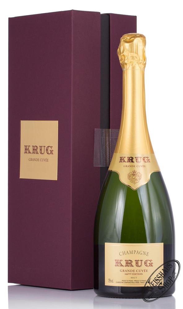 Champagne Krug Krug Grand Cuv�e Champagner 12% vol. 0,75l