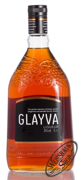 Glayva Whisky Likör 35% vol. 1,0l