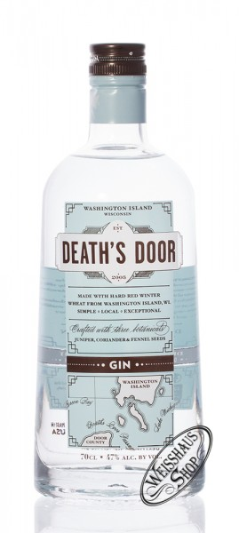 Death's Door Gin 47% vol. 0,70l