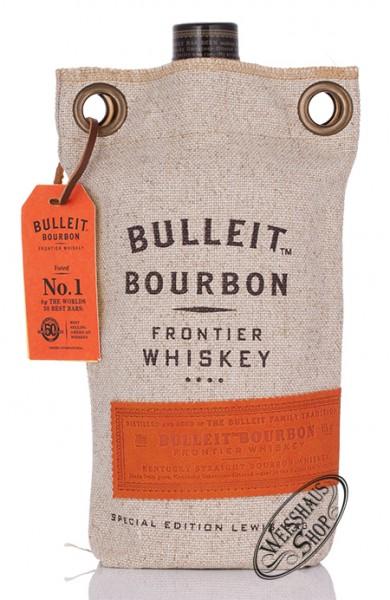Bulleit Bourbon Whiskey Lewis Bag 45% vol. 0,70l