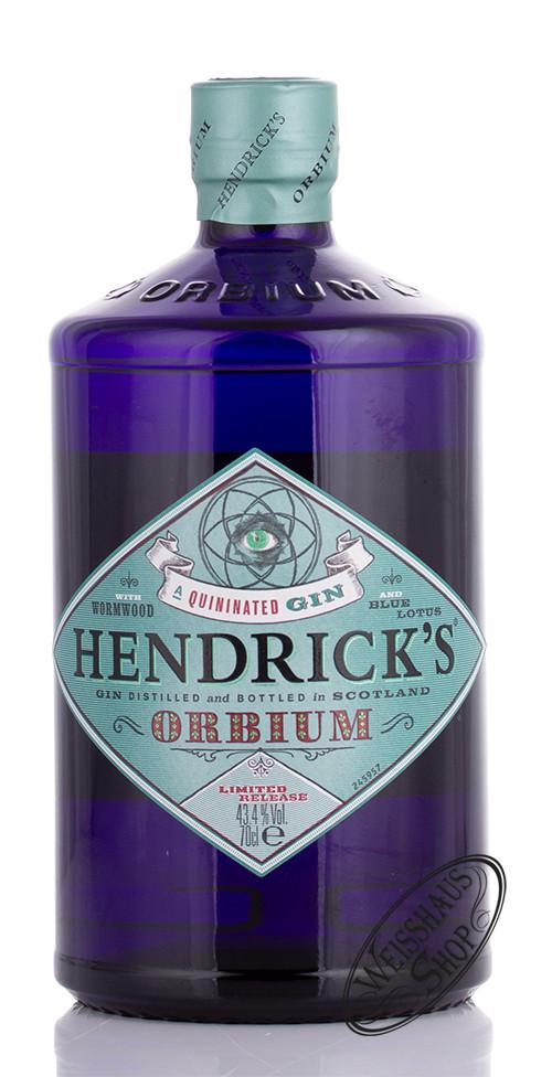 Hendrick's Orbium Gin 43,4% vol. 0,70l