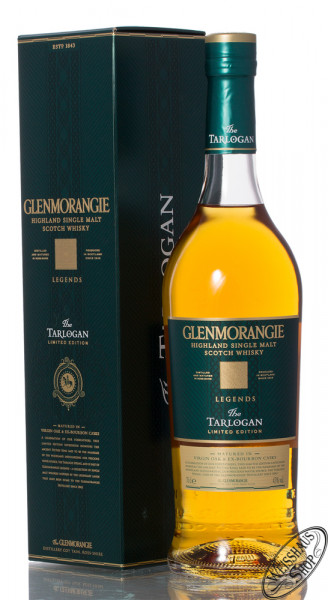 Glenmorangie Tarlogan Whisky 43% vol. 0,70l