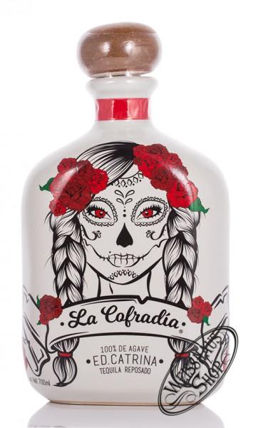 La Cofradia Edition Catrina Reposado Tequila 38% vol. 0,70l
