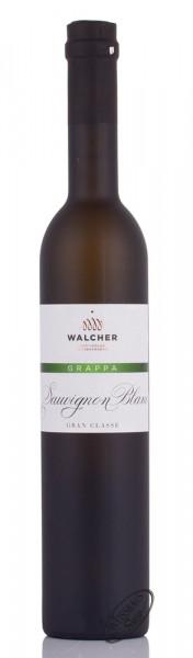 Walcher Grappa Sauvignon Blanc 40% vol. 0,50l
