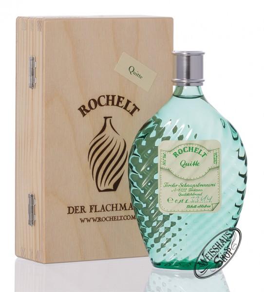 Rochelt Quitte 50% vol. 0,10l Flachmann