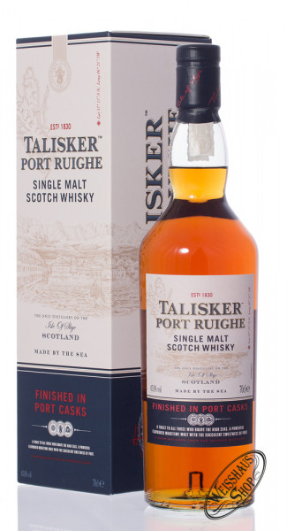 Talisker Port Ruighe Whisky 45,8% vol. 0,70l