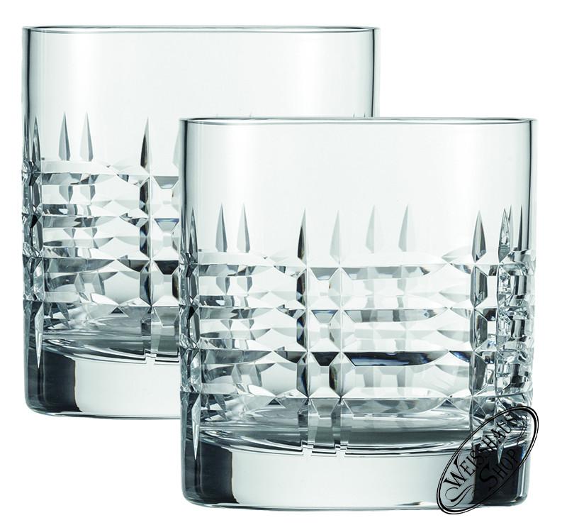 Zwiesel Kristallglas AG Schott-Zwiesel Basic Bar Classic Old Fashioned Whisky/Rum Tumbler gro� Set 2 Gl�ser
