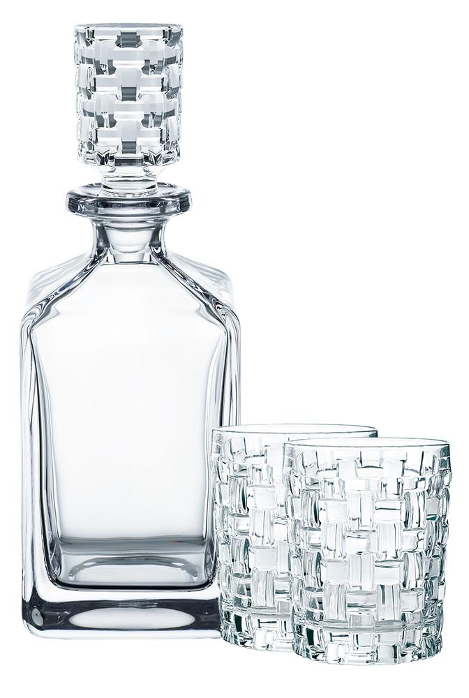 Nachtmann Bossa Nova Whisky Set 2 Gl�ser 1 Dekanter