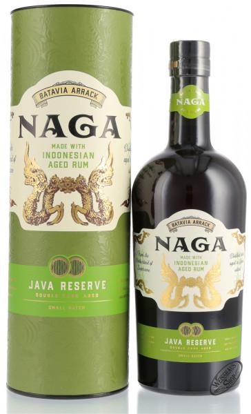 Naga Indonesia Rum 40% vol. 0,70l