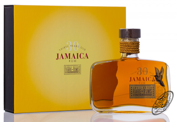 Rum Nation Rare Rum Jamaica 30 YO 48,7% vol. 0,50l