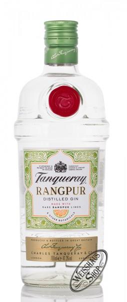 Tanqueray Rangpur Lime Gin 41,3% vol. 0,70l