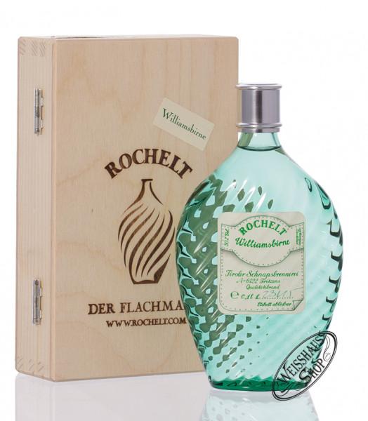 Rochelt Williamsbirne 50% vol. 0,10l Flachmann