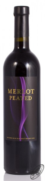 Pasler Merlot Peated 2013 13,5% vol. 0,75l
