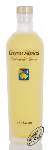 Marzadro Crema Alpina Limoni Likör 17% vol. 0,70l