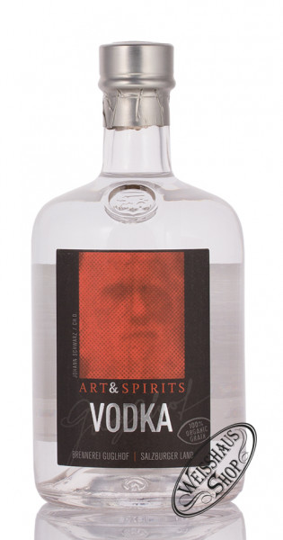 "Guglhof ""Organic"" Art & Spirits Vodka 40% vol. 0,70l"
