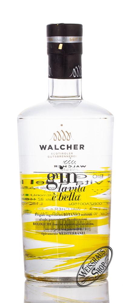 Walcher Gin la vita � bella 40% vol. 0,70l