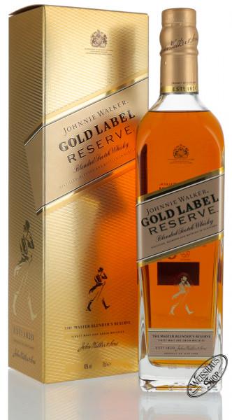Johnnie Walker Gold Label Reserve Blended Scotch Whisky 40% vol. 0,70l
