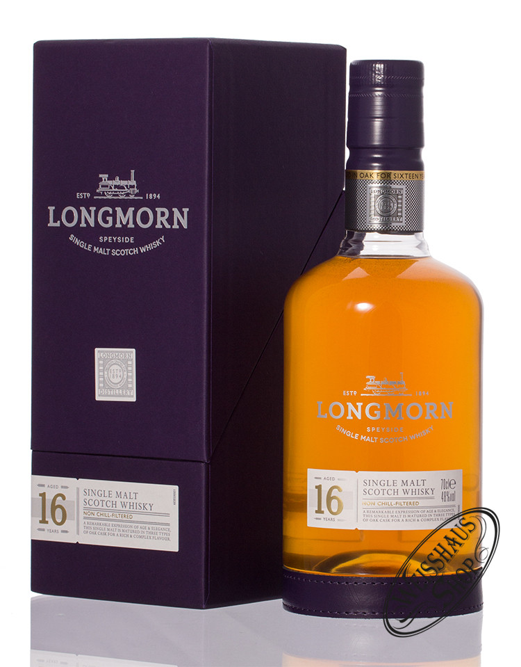 Longmorn 16 YO Whisky 48% vol. 0,70l