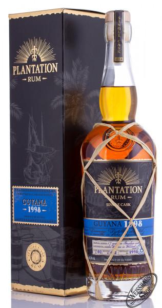 Plantation Rum Guyana 1998 Single Cask Edition 44,8% 0,70l