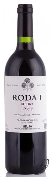 Roda I Reserva Rioja D.O.Ca. 2012 14,5% vol 0,75l
