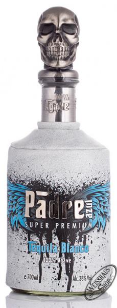Padre azul Blanco Tequila 38% vol. 0,70l