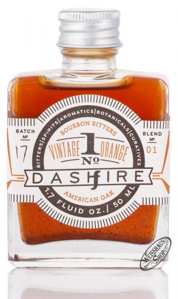 Dashfire Vintage Orange Bourbon Barrel Aged No.1 Bitters 41% vol. 0,05l