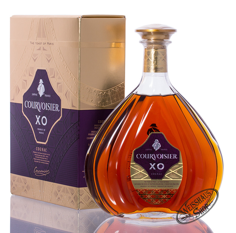 Courvoisier XO Cognac 40 % vol. 0,70l