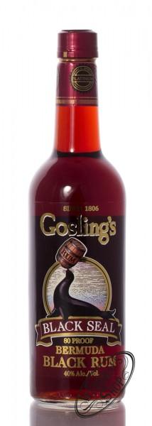 Gosling Black Seal Dark Rum 40% vol. 0,70l