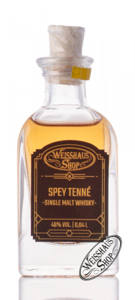 Spey Tenné Single Malt Whisky 46% vol. 0,04l Weisshaus Sample