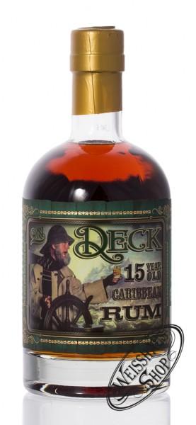 On Deck 15 YO Rum 40% vol. 0,70l