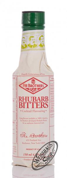 Fee Brothers Rhubarb Bitters 4,5% vol. 0,15l