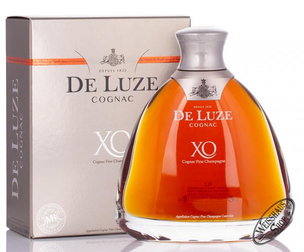 De Luze XO Fine Champagne Cognac 40% vol. 0,70l