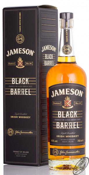 Jameson Black Barrel Irish Whiskey 40% vol. 0,70l