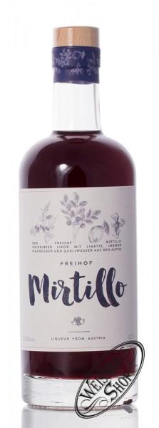 Freihof Mirtillo Heidelbeerlikör 22,5% vol. 0,70l
