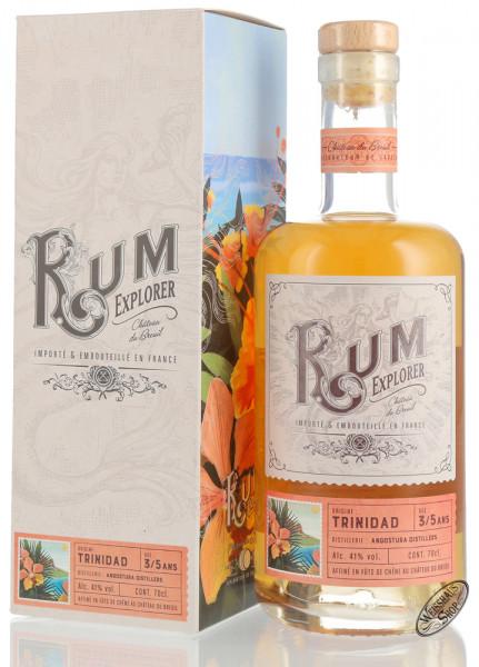Chateau du Breuil Trinidad Explorer Rum 41% vol. 0,70l