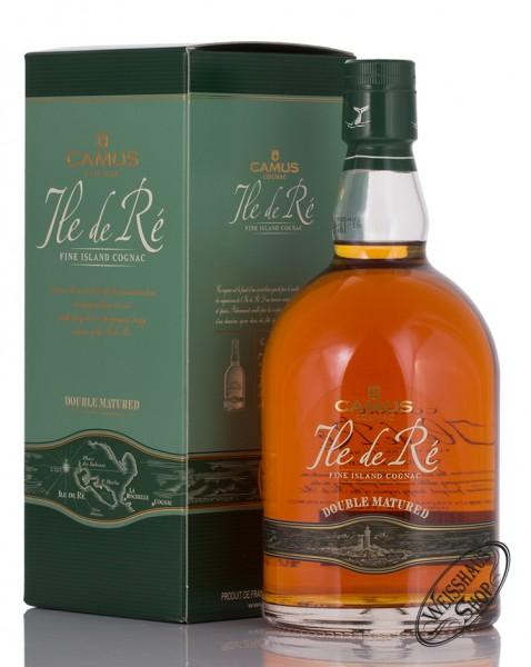 Camus Ile de Ré Double Matured Cognac 40% vol. 0,70l