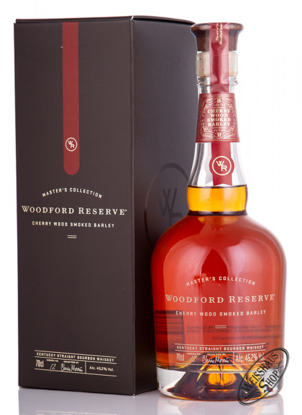 Woodford Reserve Cherry Wood Smoked Whiskey 45,2% vol. 0,70l