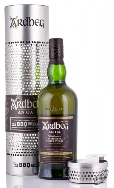 Ardbeg AN OA Smoker Edition Islay Whisky 46,6% vol. 0,70l