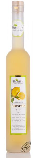 Walcher Biostilla BIO Limoncello 25% vol. 0,50l