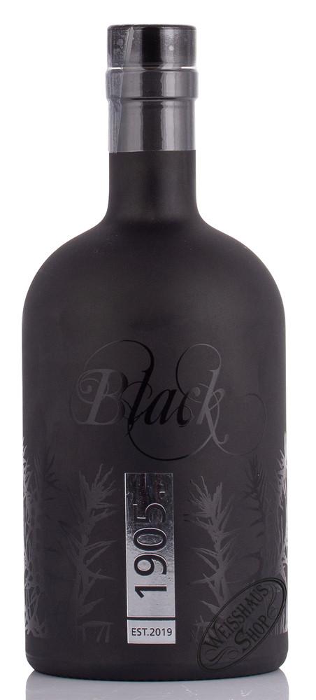 Gansloser Black alkoholfreie Spirituose 0,50l