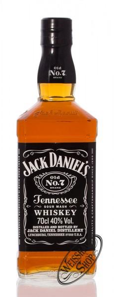 Jack Daniel's Old No. 7 Brand Whiskey 40% vol. 0,70l