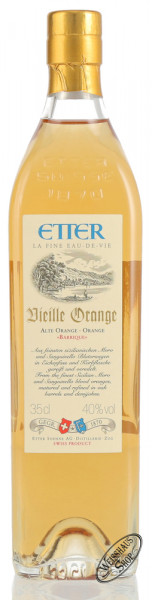 Etter Vieille Orange Brand 40% vol. 0,35l