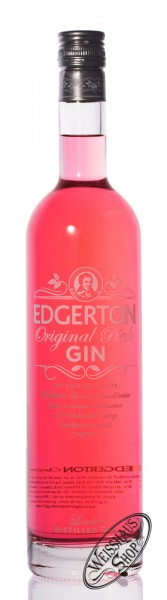 Edgerton Original Pink Gin 43% vol. 0,70l